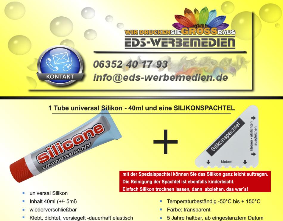 silikontube 40ml universal silikon silicone transparent. Black Bedroom Furniture Sets. Home Design Ideas